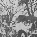 Članovi AMD Slavonac na izletu u Batinu 1931.