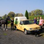 Donacija vozila udruzi 'Mogu'
