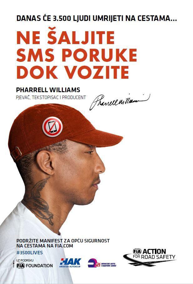 Pharrell Williams #3500 života